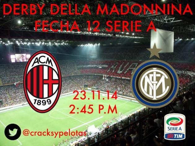 AC Milan vs InterMilan San Siro Stadium
